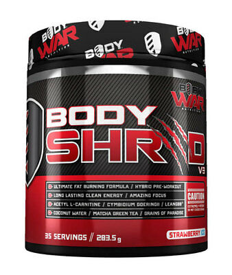 BodyShred V3 by Body War Nutrition