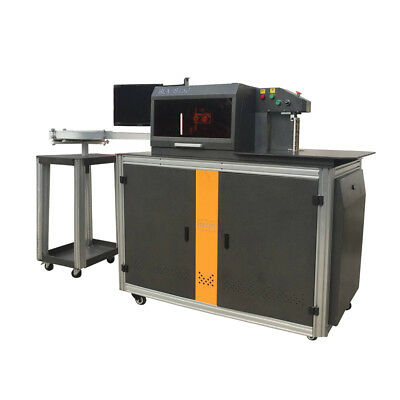 220V Automatic CNC Channel Letter Bending Machine Three-in-one for Aluminum, SS