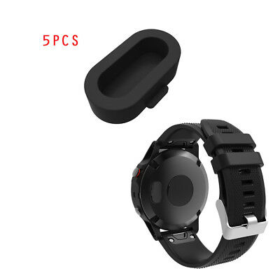 Wristband Port Protector Resistant And Anti-dust Plugs For Garmin Fenix 5 5X 5S