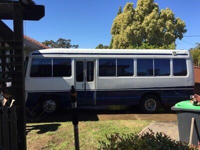 1988 Toyota Coaster - Unregistered