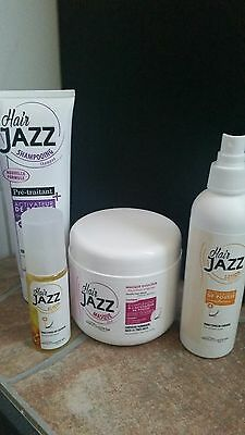 Hair Jazz Shampoo & Maske & Lotion  je 50ml +++SERUM++++Haarwuchsmittel