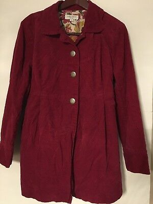 Liz Lange for Target Merlot Maternity Jacket Size L