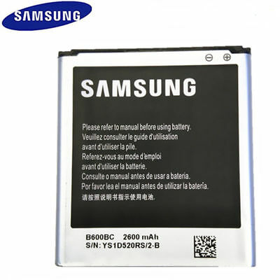 Samsung Replacement Battery 2600mAh For Samsung GALAXY S4 i9500 B600BC B600BE GS