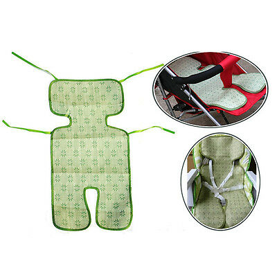 New Baby Stroller Seat Liner Summer Cool Infant Pushchair Pram Mat Car Seat Pad