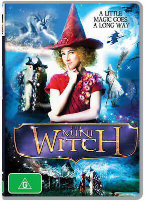 The Mini Witch (DVD) Family [Region 4] NEW/SEALED