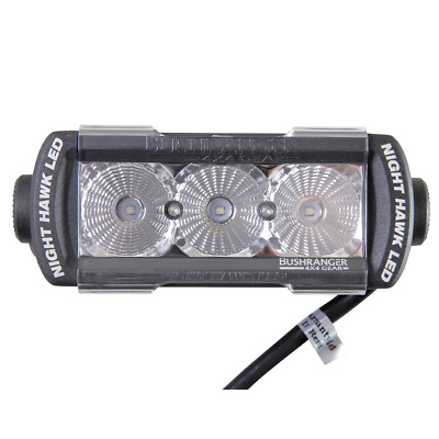 "Bushranger NIGHT HAWK LED LIGHT BAR NHS055D 5.5"" 7W Diffused Beam, 810 Lumens"