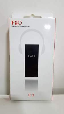 New FiiO E3 Portable Headphone Amplifier