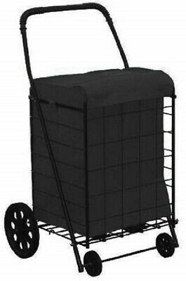Shopping Cart Liner Folding Basket Grocery Laundry Jumbo Bag Cover Waterproof US