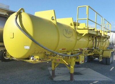 Trailmaster 5000 Gallon Water Tanker Water Transport