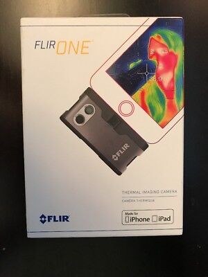 FLIR ONE Thermal Imager for iOs iPhone *latest model released Aug 2017 , SEALED*