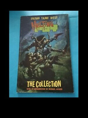 EASTMAN/TALBOT/BISLEY: MELTING POT: THE COLLECTIONS del 1995