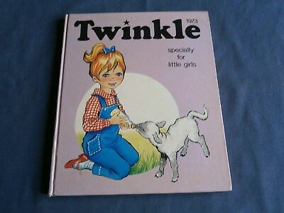 Twinkle Annual 1973