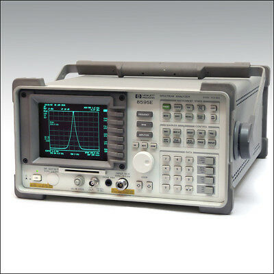HP 8595E mit Option 041, Spektrum Analysator, Spectrum Analyzer, geprüft, tested