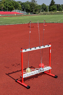 POLANIK Rack for Throwing Hammers - Mobile and Stationary - Athletics