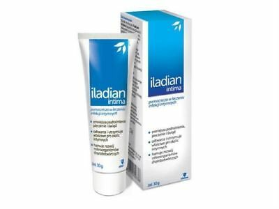 Iladian Intima moisturizing gel / treatment of intimate infections 30g