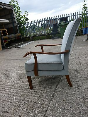 Vintage Parker Knoll Arm Chair Model PK 712