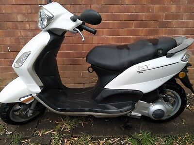 2010 Piaggio Fly 150 - For a project or parts LOW LOW RESERVE