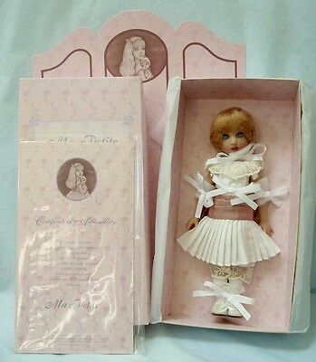"UFDC 2017 Convention Doll ""Ma Petite"" by Helen Kish"