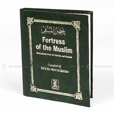Fortress of the Muslim Invocations from Quran & Sunnah Pocket Book Darussalam