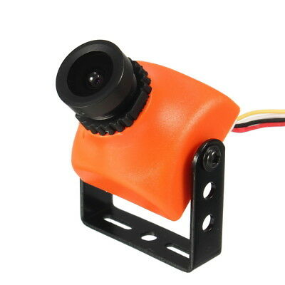 [NEW] 1Color Only Micro 1/3 CCD 600TVL PAL 2.8mm FPV Mini Camera 25*25mm For FPV