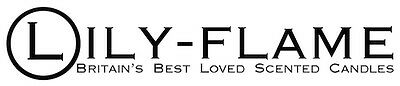 Lily Flame scented candles old stock Minimum purchase 4 candles Free P&P