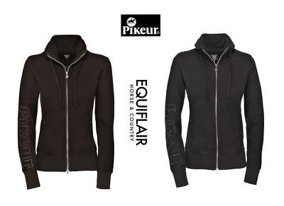 Pikeur June Sweat Jacket with Stand Up Collar
