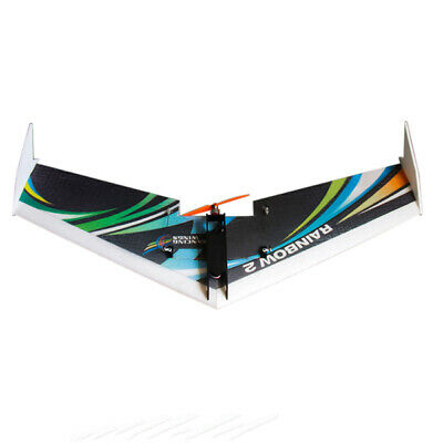 [NEW] DW HOBBY Upgraded Rainbow Ⅱ 1000mm Wingspan EPP Flying Wing RC Airplane