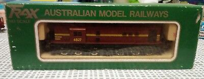 ho locomotive traxx nswgr 48 class 4827 locomotive