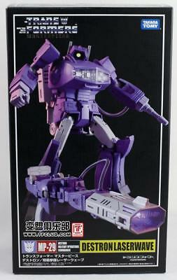 New Transformers TAKARA TOMY Masterpiece MP29 Shockwave LOOSE figure in stock !