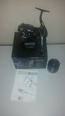 preston innovations pcr competition 4000 fishing reel 1 of 2