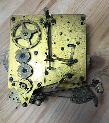 CLOCK PARTS  HALLER  WESTMINSTER MOVEMENT  SPARES  REPAIR Only