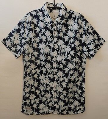 "CUCKOOS NEST Hawaiian shirt UK S US XS chest 36"" 92 cm HS71"