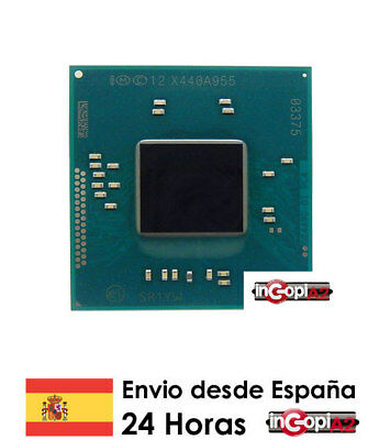 Intel Cpu Bga Chip Sr1Yw N3540