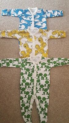 Next Baby boy babygrows - up to 3 months