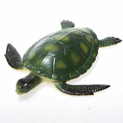 US Toy Green Plastic Realistic Toy Sea Turtle 1