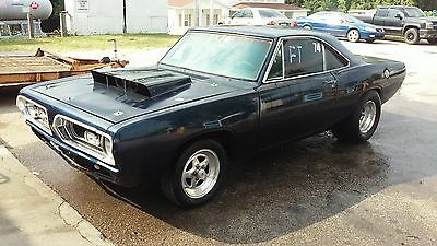 1967 Plymouth Barracuda coupe 1967 plymouth barracuda