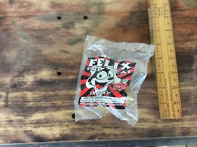 Vintage Toy Prize Felix The Cat , In Package , Trophy