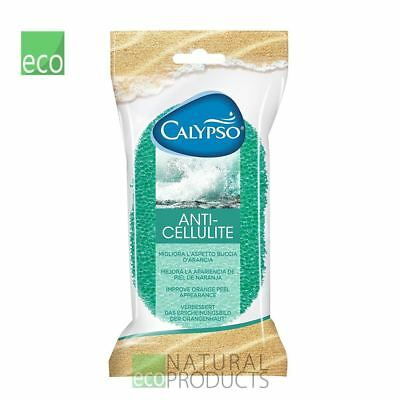 Calypso Natural Sponge Anti Cellulite Improve Orange Peel Appearance
