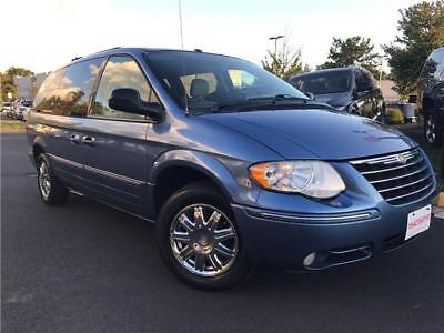 2007 Chrysler Town & Country LWB Limited 2007 Chrysler Town & Country Limited, DVD Navigation 1 Owne