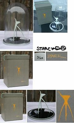 s+arck philippe ww stool modell limited 3/40 starck handsigned-edition wenders