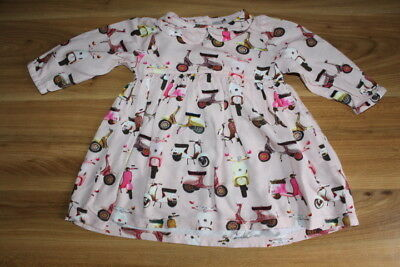 NEXT girls SCOOTER dress 12-18 months *I'll combine postage