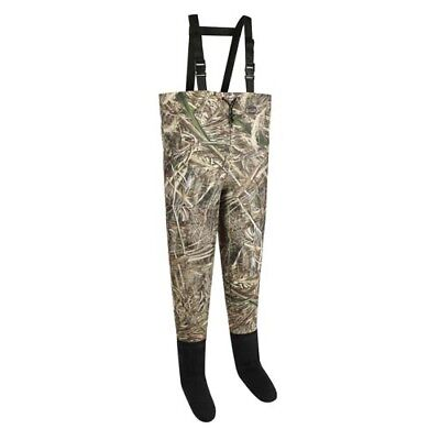 Allen Cases 11872 Wader - Vega 2-Ply Stockingfoot, Size Medium, Realtree Max-5