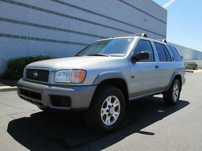 1999 Nissan Pathfinder SE 1999 Nissan Pathfinder SE 4X4 Loaded 1 Owner Super Reliable SUV Great Buy