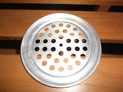 "6"" Perforated Pizza Pan"