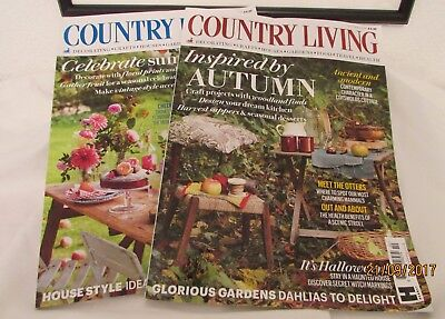 Good homes october 2017 picclick uk for Where is the horseshoe in country living october 2017