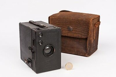 Zeiss Ikon Box-Tengor 54/15, 760 - Goerz Frontar RARE and BIG box camera
