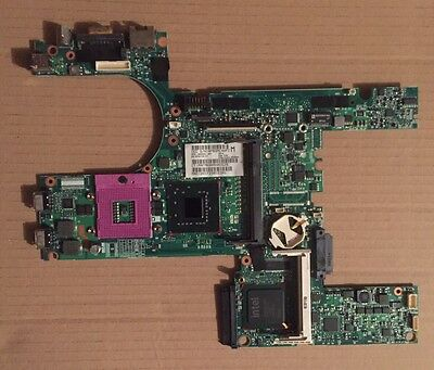 HP COMPAQ 6510B 6710b Faulty Laptop Motherboard No Display Fan Spins  446904-001