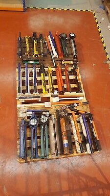 ENERPAC and POWERTEAM HYDRAULIC HAND PUMPS