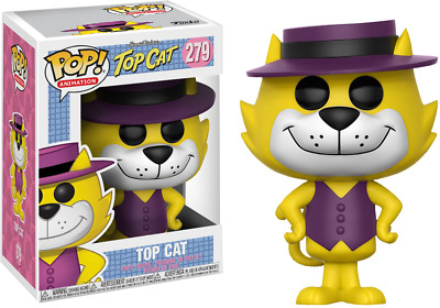 Funko Pop! Animation Top Cat Top Cat #279 [WITH POP PROTECTOR]