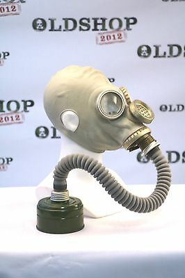 Gas Mask GP-5M with filter and hose Grey Soviet Russian NEW Vintage ALL SIZES